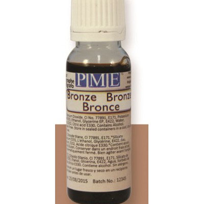 PME Airbrush Lustre Colour - BRONZE