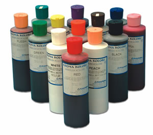 KROMA COLOURS 240ml - Individual bottle - Choose from 11 different colours