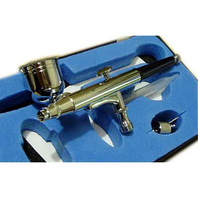 PROFESSIONAL PRECISION DOUBLE ACTION AIRBRUSH